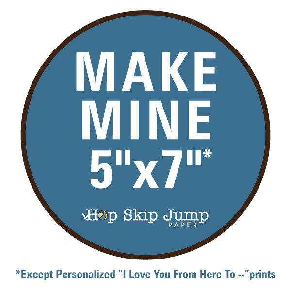 Make My Print 5x7